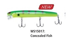 Westins Shallow Runner Concealed Fish