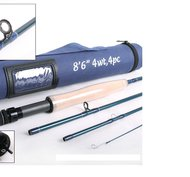 BV Carbon Fly rod