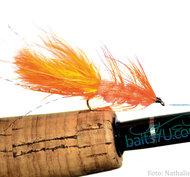 Wolly Bugger Orange 12 pack
