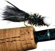 Booby Nymf Black 12 pack