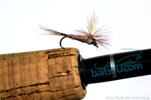 Parachute Adams Grey