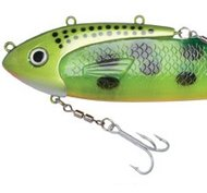 Magic Minnow Giant Jighead Olive Oil