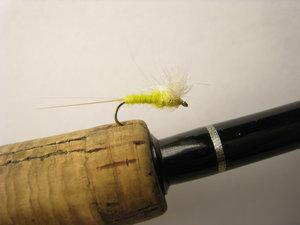 Spent Spinner Yellow
