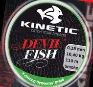 Kinetic Devilfish X Strong Dyneema Braid